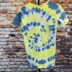 Tops - Tye Die Graphic T-Shirt